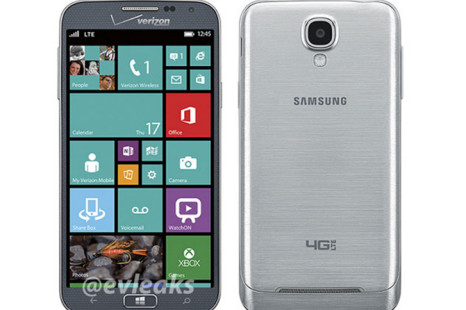 Official images of Samsung ATIV SE make it online
