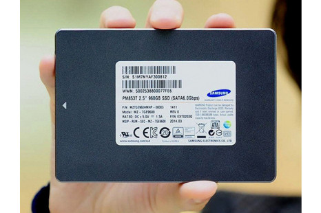 Samsung releases first TLC NAND SSDs
