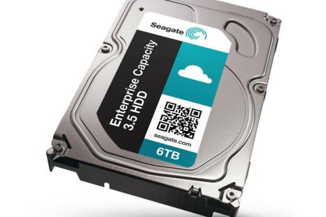 Seagate ships world's fastest 6 TB hard drive