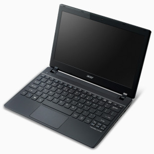 Acer debuts notebook for students and people on the go