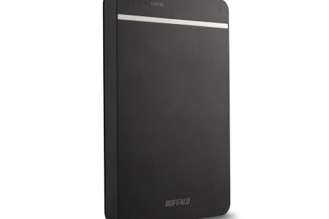 Buffalo to offer external HDD with 1 GB cache memory