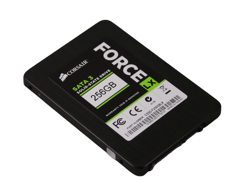 Corsair releases budget-oriented SSD