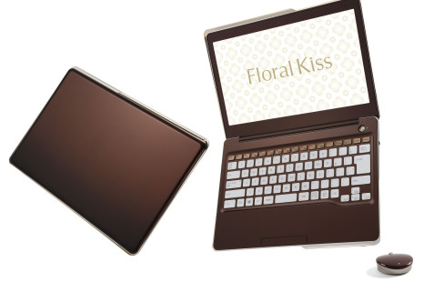 Fujitsu to sell notebook for women