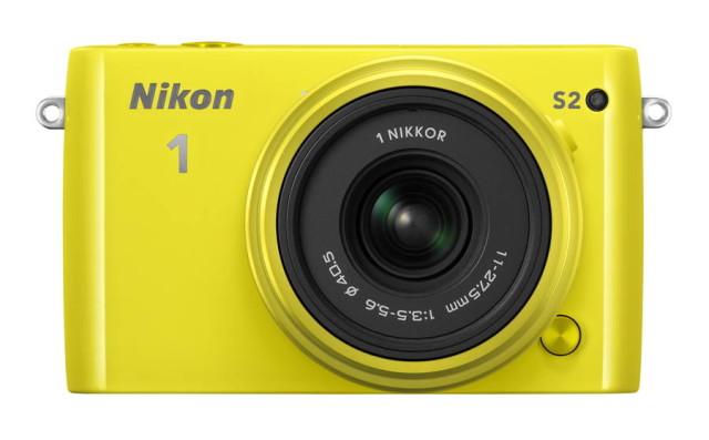 Nikon 1 S2 camera