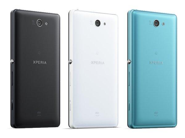 Sony Xperia ZL2 SOL25