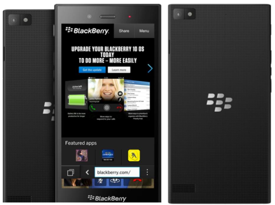 BlackBerry announces budget-oriented smartphone