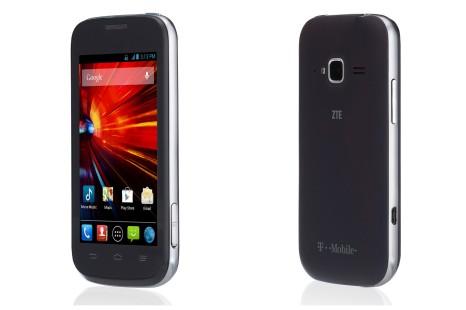 ZTE prepares Concord II smartphone