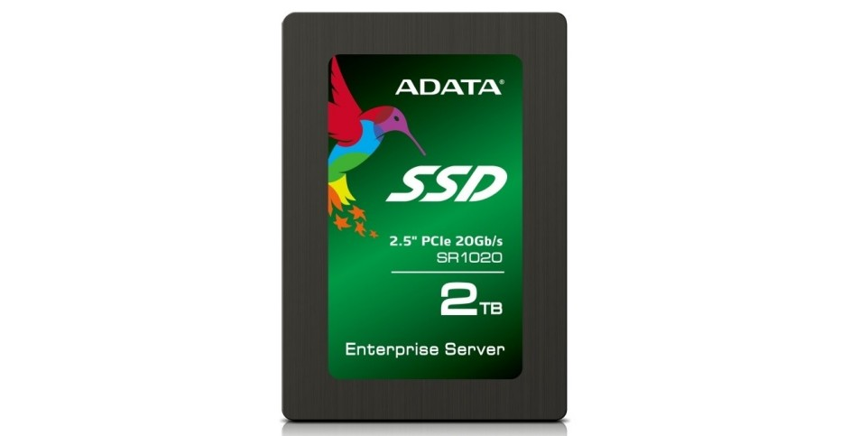 ADATA debuts 2 TB solid-state drive
