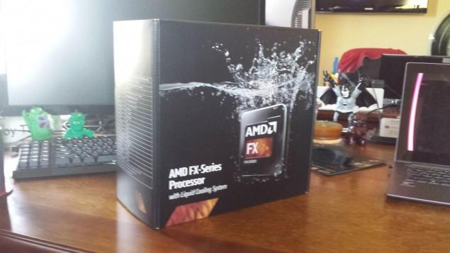 AMD new FX processor