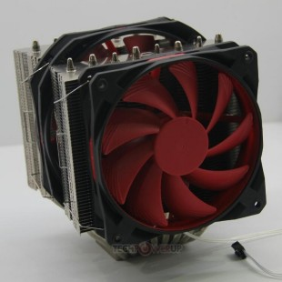 Deepcool presents GamerStorm Assassin V2 CPU cooler