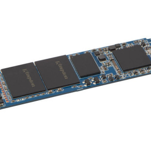 Kingston announces new M.2 SATA SSD line