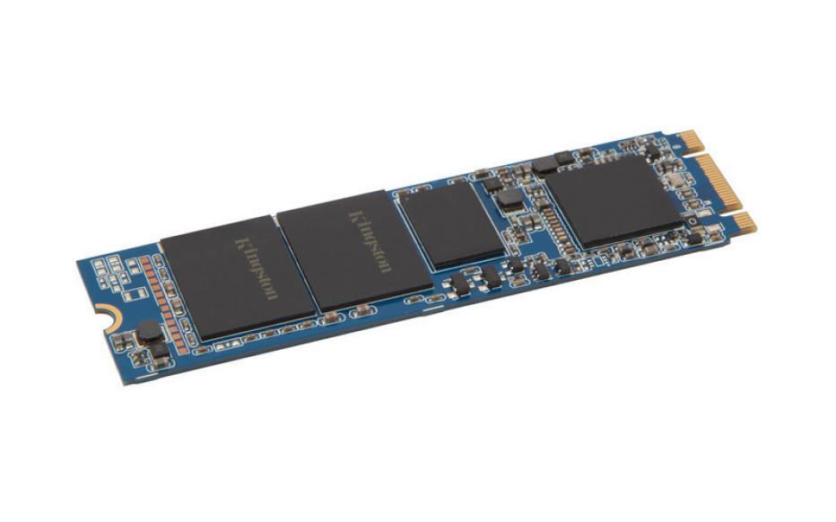 Kingston announces new M.2 SATA SSD line