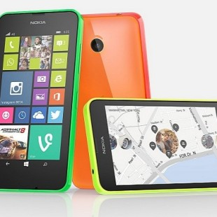 Nokia presents Lumia 636 smartphone