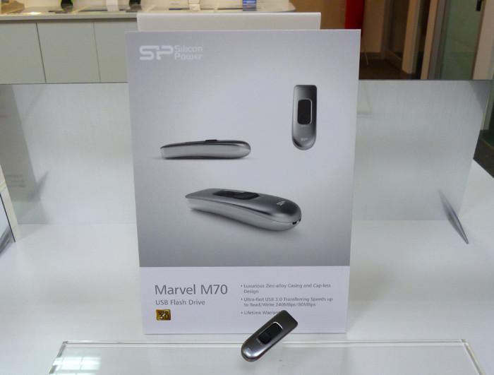 Silicon Power Marvel M70