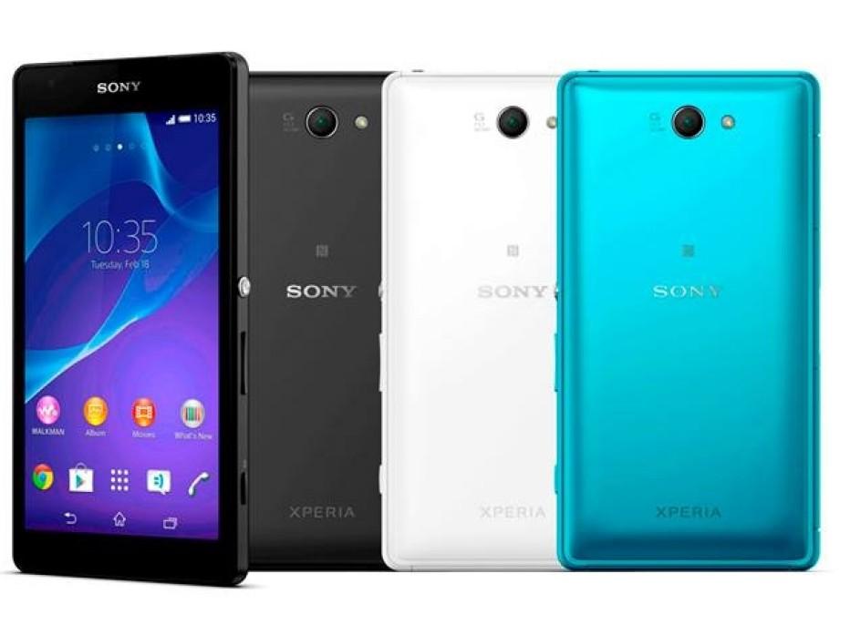 Sony works on Xperia Z2a smartphone
