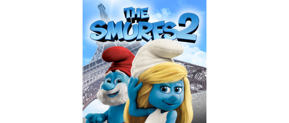 The Smurfs 2 3D Live Wallpaper