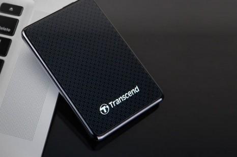 Transcend presents new portable SSDs