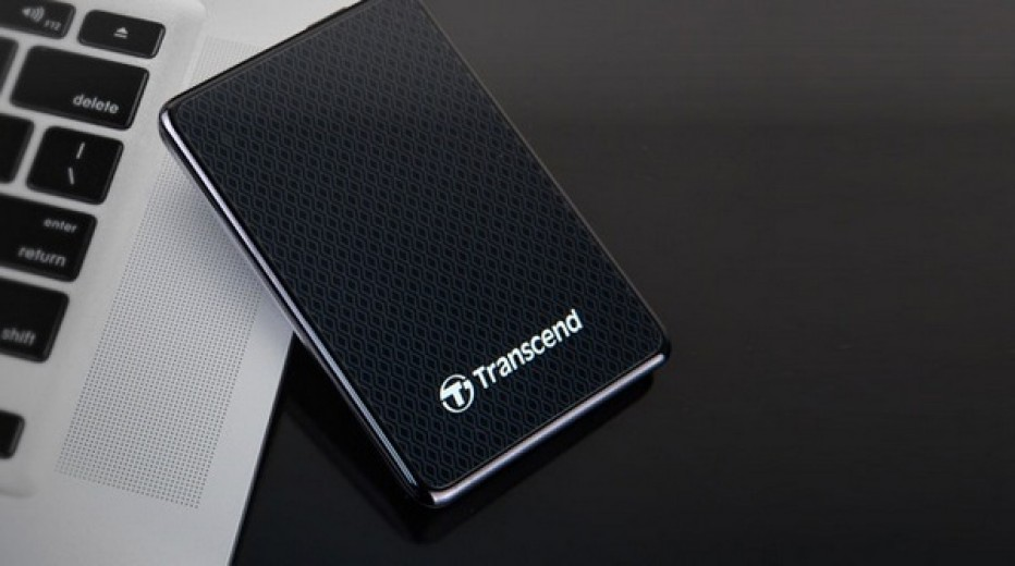 Transcend presents new portable SSDs