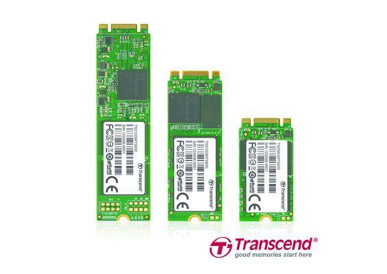 Transcend MTS SSDs