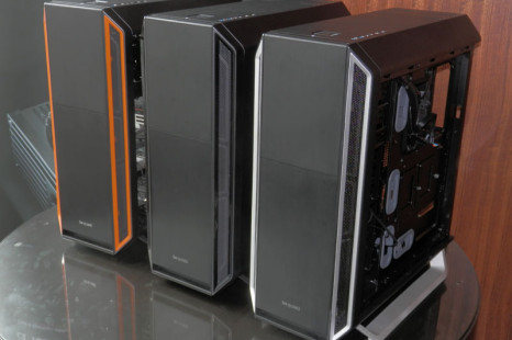 be quiet! now offers PC cases too
