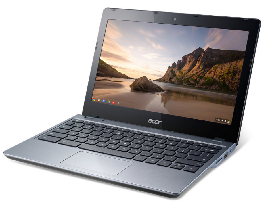 Acer intros first Chromebook with Core i3 processor