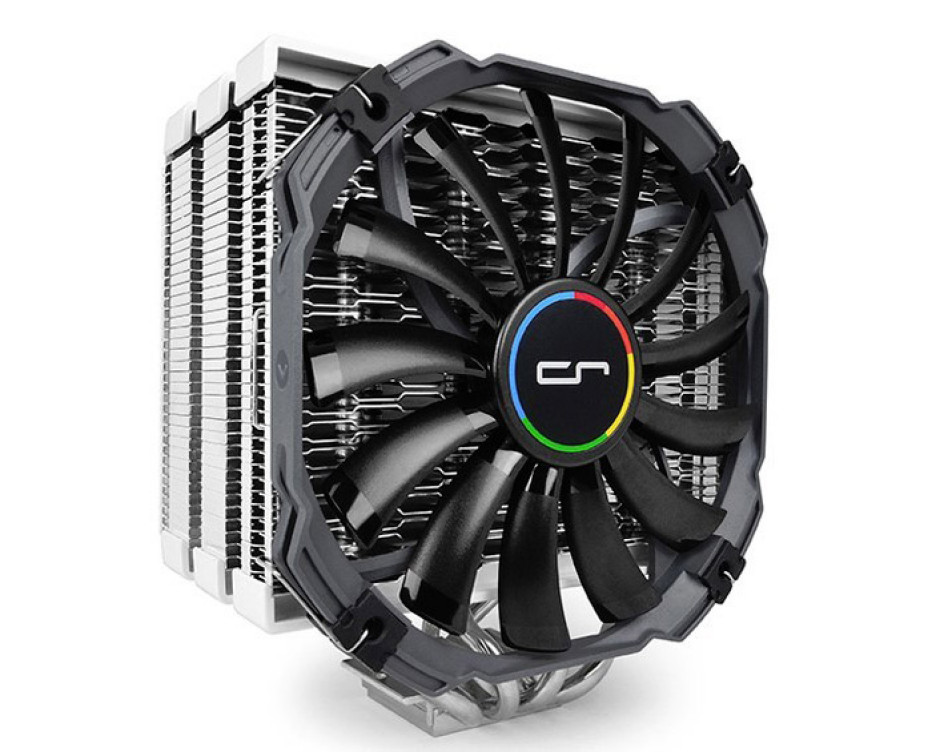 CRYORIG H5 universal CPU cooler now available for purchase