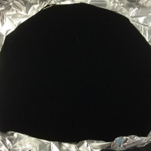 British company creates world's darkest material