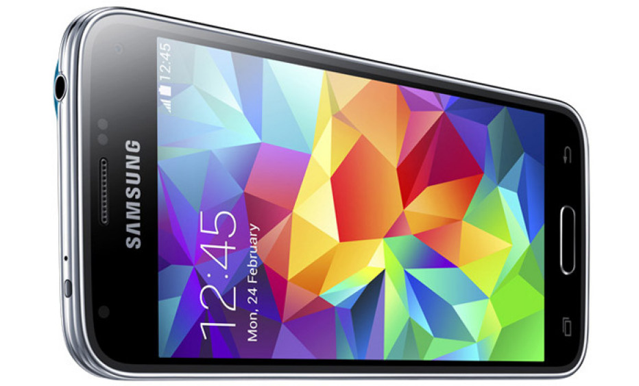 Samsung presents Galaxy S5 mini