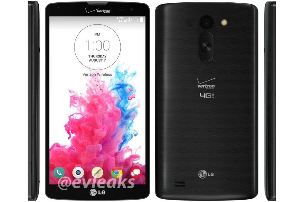 LG Vista smartphone
