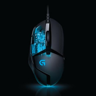 Logitech presents ultra fast gaming mouse