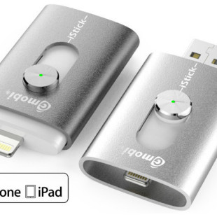 PQI expands Apple device storage space with portable storage drive