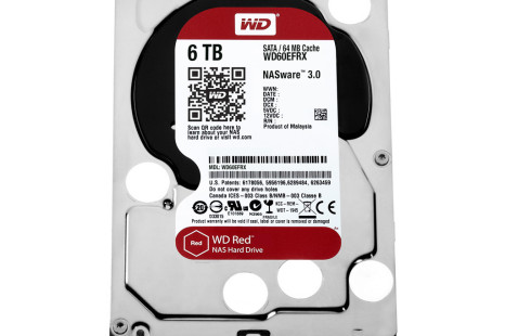 Western Digital refreshes Red hard drive line