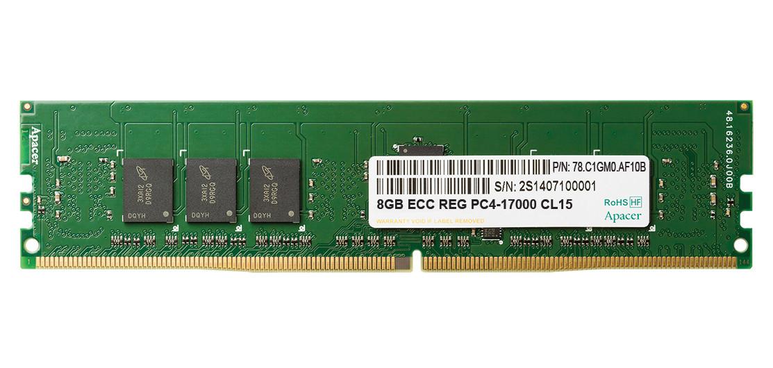 Apacer DDR4 memory