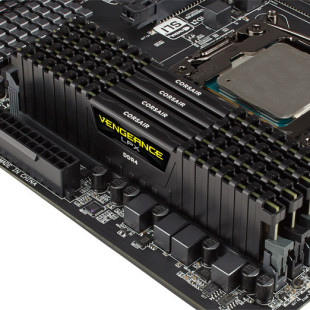 Corsair shows high-end DDR4 memory
