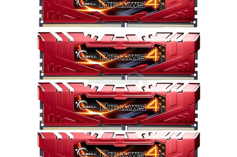 G.Skill presents Ripjaws 4 DDR4 memory