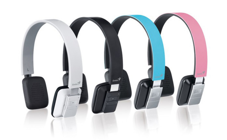 Genius has created new Bluetooth stereo headphones