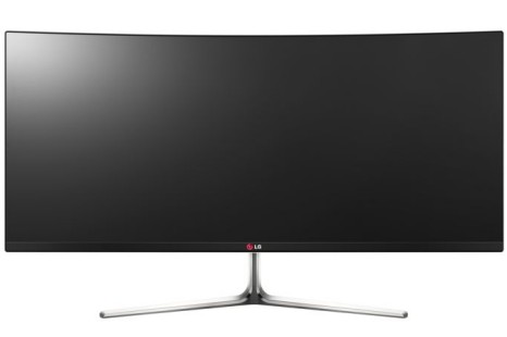 LG to present curved monitor at IFA 2014