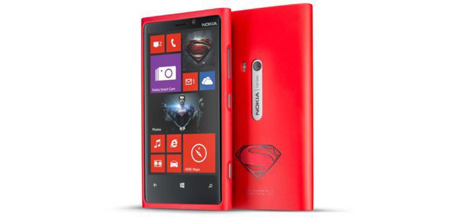 Microsoft plans Nokia Lumia Superman smartphone