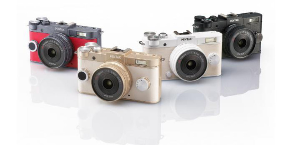 Ricoh releases Pentax Q-S1 digital camera