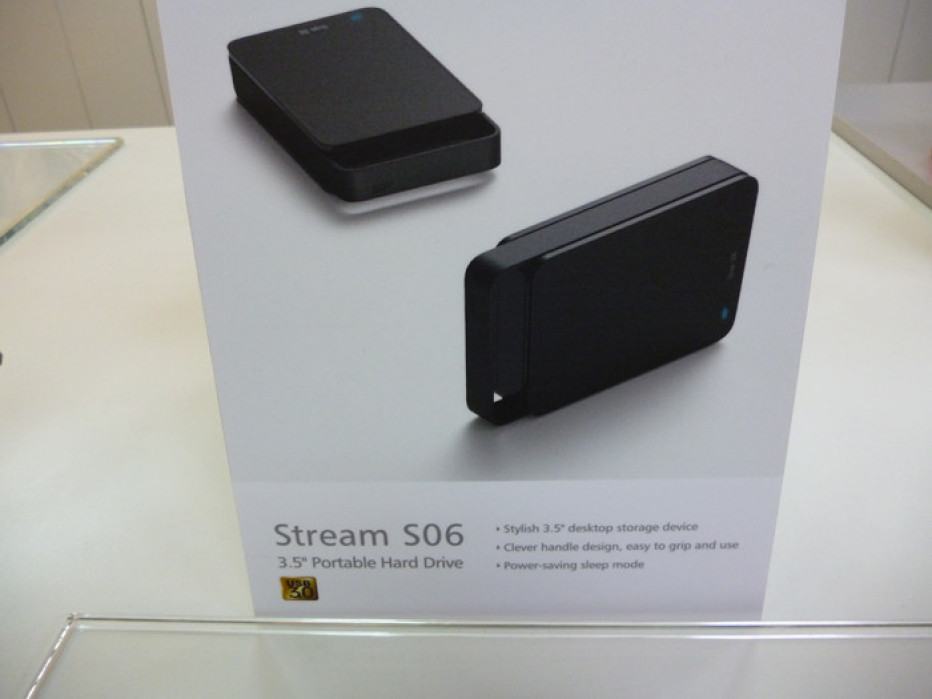 Silicon Power debuts the Stream S06 external hard drive line