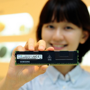 Samsung starts production of first 3D TSV DDR4 memory modules