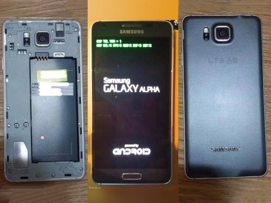 Samsung Galaxy Alpha specs confirmed