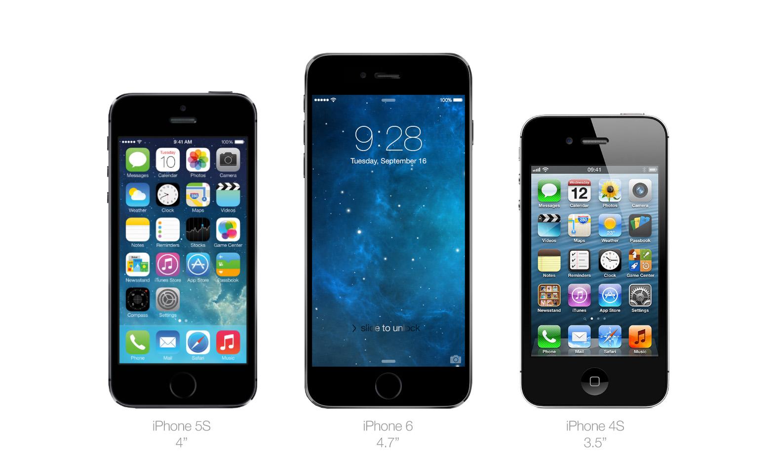 iPhone 6 smartphone