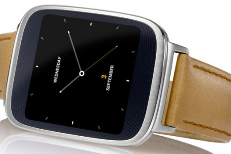 ASUS presents ZenWatch smartwatch