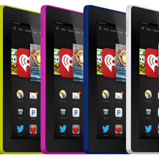 Amazon launches new tablets