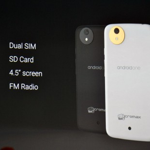 Google debuts Android One smartphones