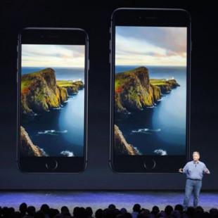 Apple presents iPhone 6 and more