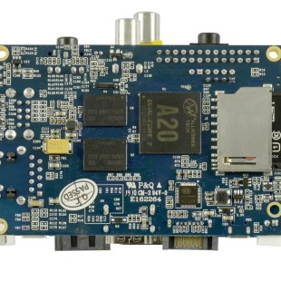 Foxconn presents Banana Pi platform