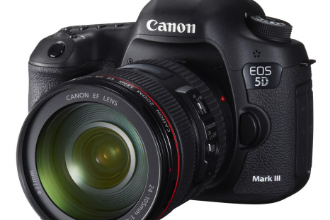 Canon may be working on a 50 MP camera