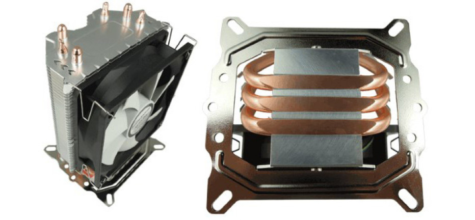 GELID releases the SnowStorm CPU cooler